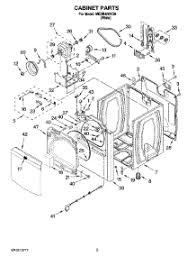 02cabinet parts parts for maytag dryer medb400vq0 from appliancepartsproscom maytag bravos quiet series 300 dryer g74