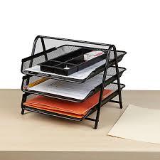 desk paper tray. Simple Desk Httpswwwstaples3pcoms7is On Desk Paper Tray E