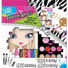 fashion angels make up artist sketch set
