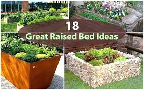 inexpensive raised garden beds fabulous simple bed amazing easy inexpensive raised garden beds
