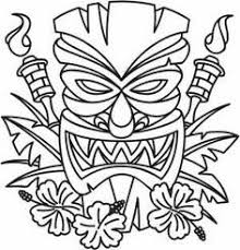 Small Picture tiki Recherche Google Tiki Pinterest Coloring Masks and