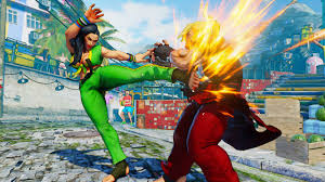 street fighter v on ps4 official playstation store canada