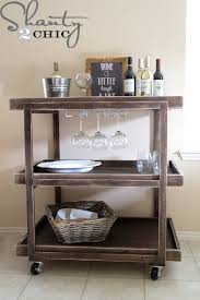 diy bar. Diy-bar-cart Diy Bar