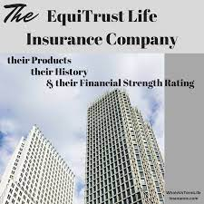 Information on acquisition, funding, investors, and executives for equitrust life insurance company. Equitrust
