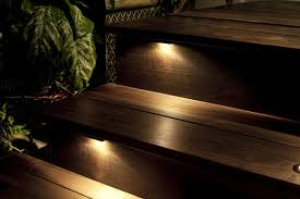 stair lighting. Exterior Stair Lighting Makes Stairs Much Safer At Night. S