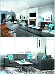 Teal Accent Home Decor