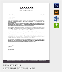 Making A Letter Head Sample Company Letterhead Template 53 Download In Psd Ai