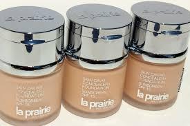 La Prairie Foundation Color Chart Beauty Professor La Prairie Skin Caviar Concealer
