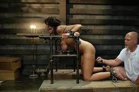 Sex in bondage video