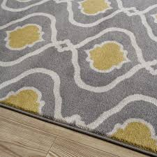 yellow gray area rug layers safavieh porcello with wayfair rugs and pulliamdeffenbaugh mid century modern plush for living room bedroom