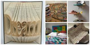 Repurposed Items One Item Wednesday Repurposed Books Designed Decor