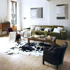 faux animal hide rugs cow rug