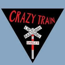 Image result for crazy train