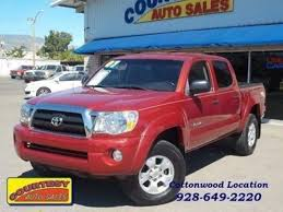 Toyota Tacoma 4 Cylinder In Arizona For Sale ▷ Used Cars On ...