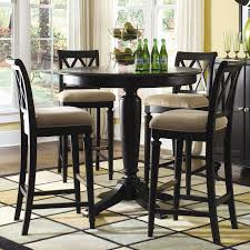 round bar height table and chairs nesting end tables decorative