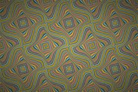 Contour Patterns Unique Decorating Design