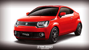 2018 suzuki ignis. Contemporary Suzuki Maruti Ignis 2door Coupe Rendered Throughout 2018 Suzuki Ignis U