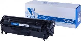 <b>Картридж NV Print Q2612A</b>/ FX-10/ 703 купить, сравнить цены и ...