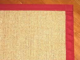 pottery barn sisal rug best of cardinal color bound tweed ru