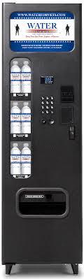 Water Bottle Vending Machine Beauteous Vending