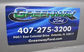 Magnetic Signs Fast Professionally Designed Car Magnets In