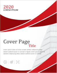Microsoft Office Word Cover Page Templates Collection Of 1000 Ms Word Cover Pages Ms Word Cover Page