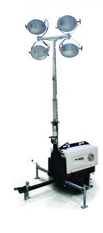 Cp Light Towers Chicago Pneumatic Launches Versatile Light Tower