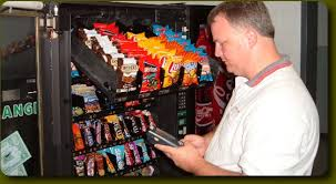 Vending Machine Servicer