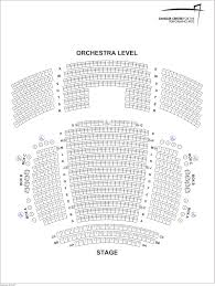 Sandler Center Seating Chart Seating Charts Sandler Center For The Performing Arts