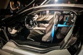 bmw i8 interior at night. bmw i8 interior at night