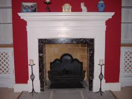 painted mdf fire surround