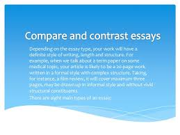 top tips for writing in a hurry easy compare and contrast essay compare and contrast essay topics 2 638 jpg cb 1471527347