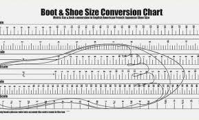 Kids Shoe Size Chart Printable Us Kids Shoes Size Chart