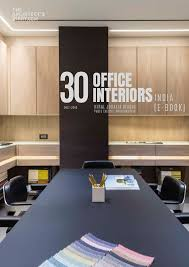 Design Well India 30 Best Office Interior Design E Book Home Office In 2019