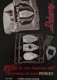 Biker Rogue's TwinCam Breather Replacement Article