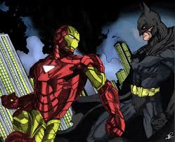ironman vs batman by kelvin0gs08 ironman vs batman by kelvin0gs08 batman iron man fanboy