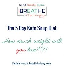 detox and lose weight fast with this free keto soup t plan from i breathe i