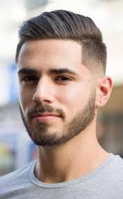 Model rambut keriting yang kecil dan padat hanya akan membuat. 12 Pilih Gaya Rambut Pendek Pria Sesuai Bentuk Wajah Anda