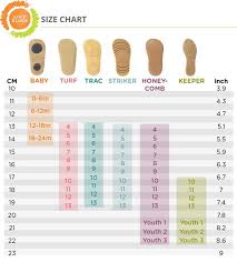 Native Jefferson Shoes Size Chart Kids Shoe Size Charts Shoe Size Chart Kids Shoe Size