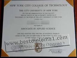 city tech degree buy new york city college of technology diploma  city tech fake diploma