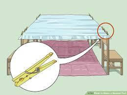 Image titled Make a Blanket Fort Step 18