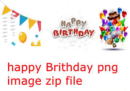 Download Happy Birthday Png And Birthday Cake Png