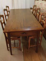 size farmhouse style dining table french country dining french country table and chairs french