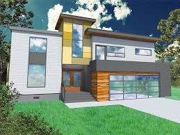 contemporary house 056h 0001