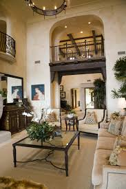 Two Story Living Room Curtains 47 Beautifully Decorated Living Room Designs View Of Balcony From