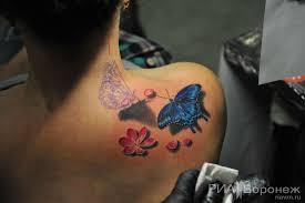 хой и Oxxxymiron 5 необычных работ международного тату фестиваля в