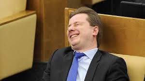 Владимир Бурматов возглавил центральный исполком Единой России  Депутат Госдумы Владимир Бурматов
