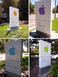 cupertino apple office. walking around cupertino apple office