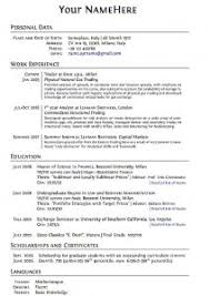 resume examples sample of how to write a resume sample resume regarding sample of a resume free quick resume builder