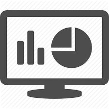 Chart Screen Multimedia Marketing By 13ree Design
